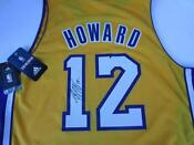 Dwight Howard Signed Lakers Jersey