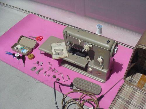 boat canvas sewing machine