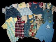 Baby Boy Clothes 0-3 Summer