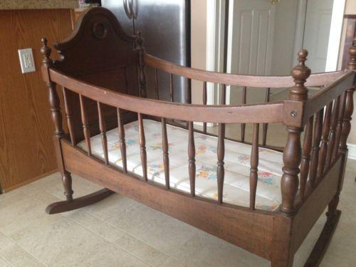 Antique Bassinet Ebay