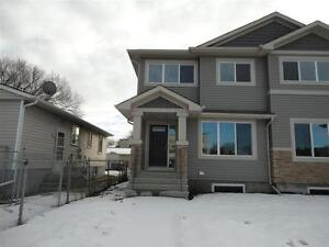 Own this BRAND NEW Duplex in King Edward for less then RENT!