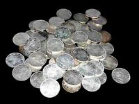 SILVER DOLLARS CANADIAN - LOT OF PRE 1967: 80% SILVER DOLLARS