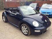 VW Beetle Convertible Cabriolet