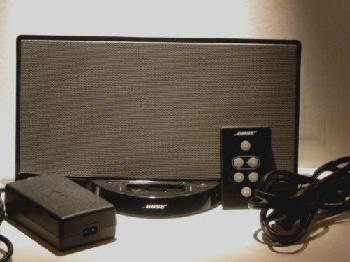 bose ipod speakers ebay. Black Bedroom Furniture Sets. Home Design Ideas