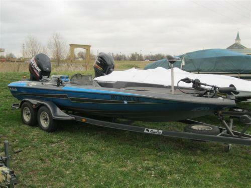 Bass fishing boats ebay for Ebay fishing boats