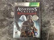 Assassins Creed Revelations Xbox 360 New