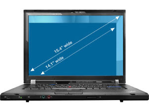 SOLDE: LENOVO THINKPAD T510 CORE I5 - 4GB - 320GB -15.6'' - HDMI