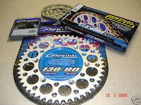 R1 Renthal Chain And Silver Sprocket Kit Raptor 660 01-05 42 T Quad ATV