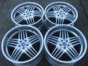 "EXTREMELY RARE - GENUINE BMW X5 ALPINA dynamic 21"" Rims"