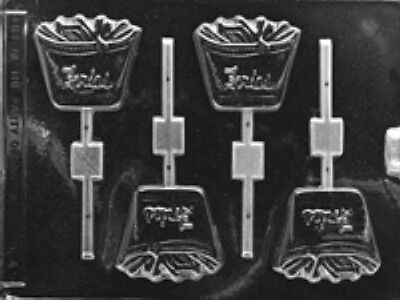 French Party Favors (FRENCH FRIES LOLLIPOP CHOCOLATE CANDY MOLD MOLDS DIY PARTY FAVORS)