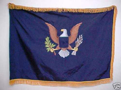 Infantry Organizational Flag - GI Issue - Embroidered
