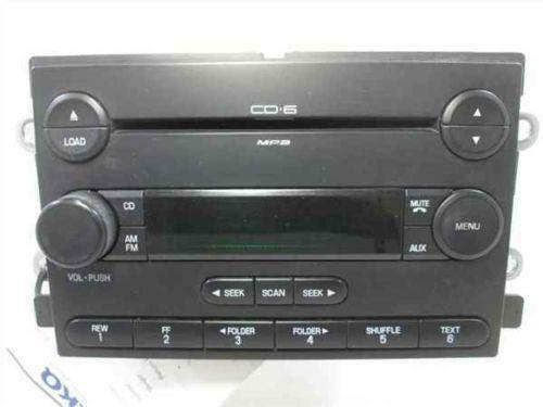 Ford Freestyle Radio Parts Accessories Ebayrhebay: 2006 Ford Radio Nav System At Gmaili.net