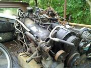 Chevy 454 Complete Engine