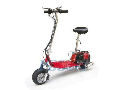 Stand Up Gas Scooter Ebay