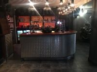 Excellent Business Oppurtunity to own a Fully Licensed/ Running Bar in a Busy Location in Stockport