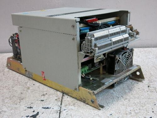 USED ALLEN BRADLEY 1395-B73-D2-P10 DC CONTROLLER, 50 HP, USED A-B 1395,  CM