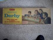 Vintage Horse Racing Game