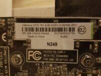 Geforce GTX 745 4GB DDR3 D/HDMI