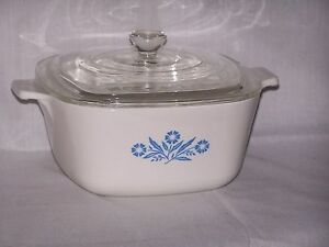 Corningware Cornflower Blue