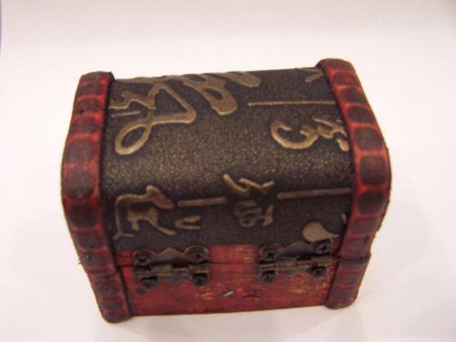 Treasure Chest Jewelry Box Ebay
