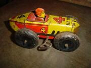 Wind Up Race Car