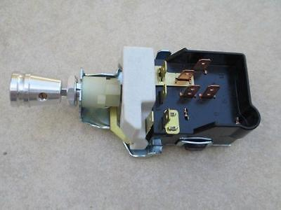 Universal GM Headlight Switch with Billet Aluminum Knob Lever 12 Volt