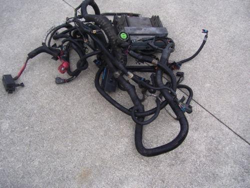 s10 engine wiring harness ebay