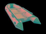 Schlauchboot Aluboden