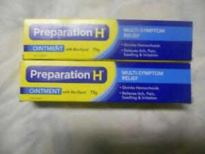 Preparation H Health Beauty Ebay