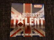 Britains got Talent DVD