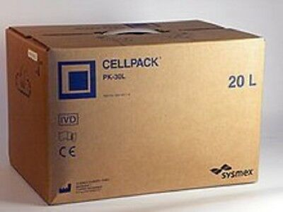 New Sysmex Pk-30l - Cellpack Diluent 20l