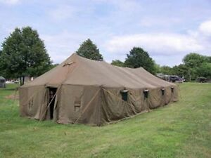 Military General Purpose LARGE tent