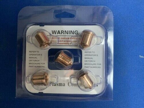 "220941 5Pcs  45Amp Tips for  plasma cutter ""NEW"""
