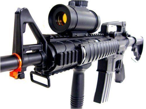 Airsoft Gun M83 A2 Electric Rifle Full Automatic Tactical AEG Steel Construction