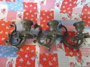 Antique French Candle Sconces