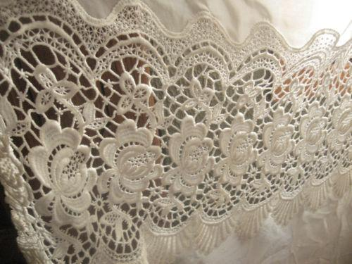 Vintage Sheer Curtains EBay
