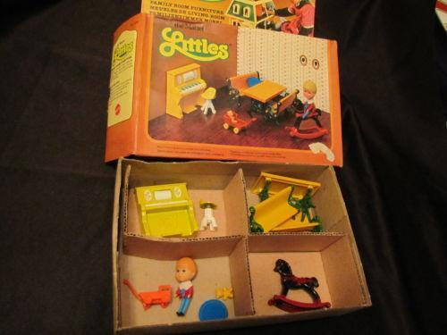 Mattel Littles Dollhouse Ebay