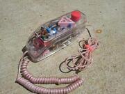 Vintage Clear Phone