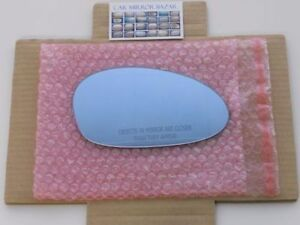 BMW 1 3 Series M3 Z4 BLUE HEATED Mirror RIGHT Side+BACKING PLATE