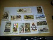 Tea Cards Job Lot