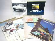 Opel Konvolut