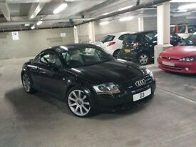 Wanted - Audi tt Coupe under 100k mileage (or close)