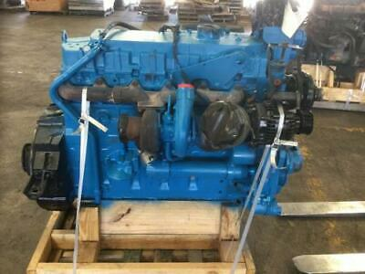 1999 International Dt530e Engine Assembly Complete 1 Year Warranty Free Ship