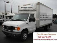 Easy Moves Available in Metro Vancouve