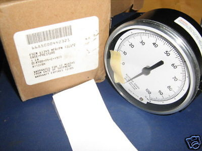Us Gauge 100 Psi Reciever Boiler Gauge 000112321 1224uc 130372 1797-49