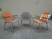 Retro Outdoor Chairs