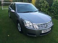 CADILLAC BLS Diesel SE. Same mechanicals as used in Vauxhall Vectra