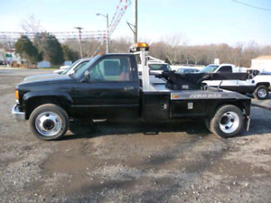 WANTED: Tow Truck - Wrecker or Rollback
