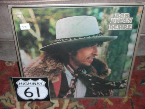 Bob Dylan Desire Vinyl Ebay