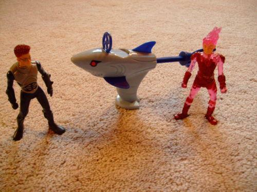 Sharkboy And Lavagirl Mcdonald S Toys : Shark boy lava girl toys ebay
